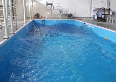 Survival Traing Pools